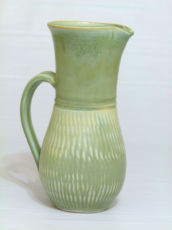 Chattered Jug