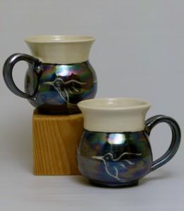 Rainbow Ware Mugs