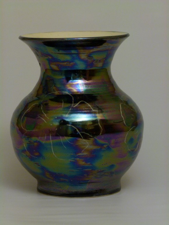 Rainbow Ware Vase