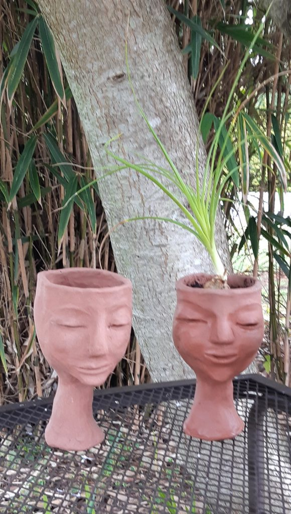 Gaia planters